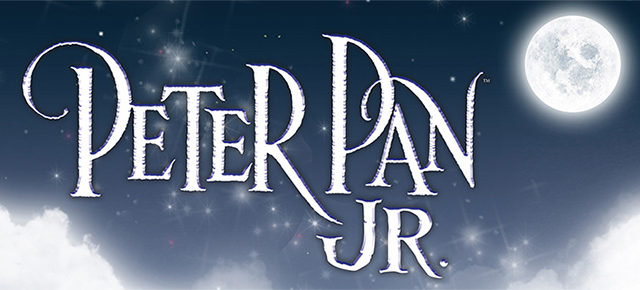PETER PAN JR Auditions 12/3-12/4