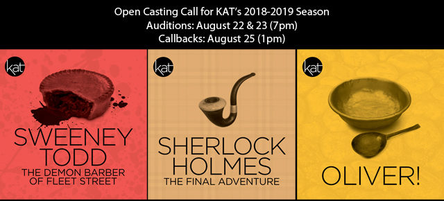 Call for Auditions